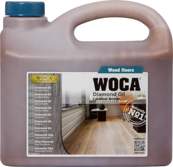 WOCA Diamond Oil