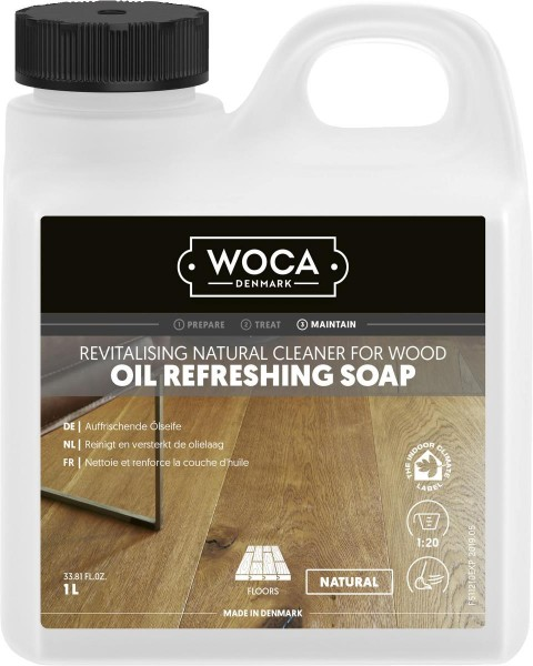 WOCA Ölrefresher / Oil Refreshing Soap