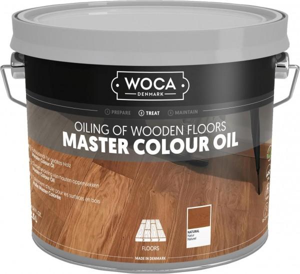 WOCA Fußbodenöl Meister Colour Oil / Master Oil