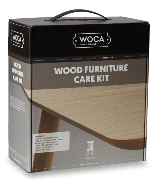 Wood furniture care kit, Oil
