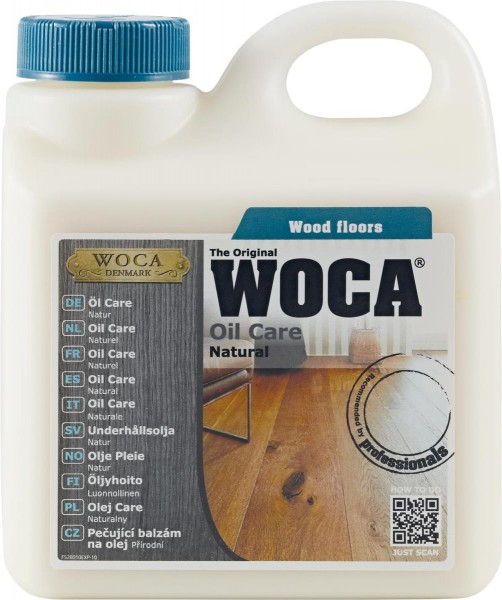 WOCA Öl Care 1 Liter